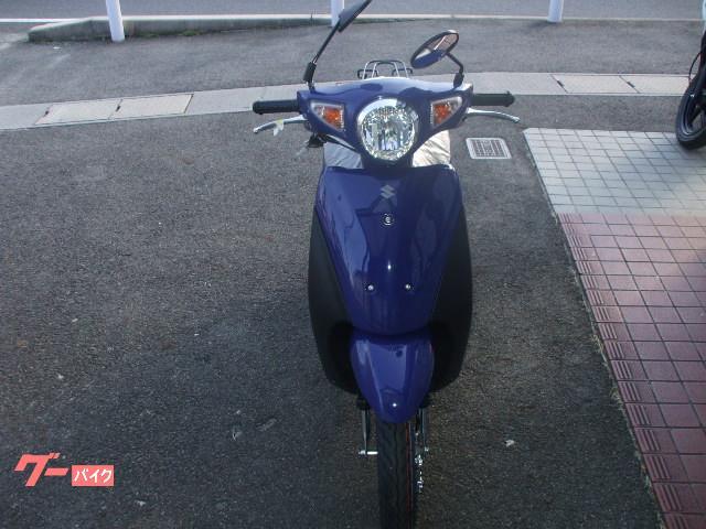 スズキ レッツ・2020年モデルの画像(愛知県