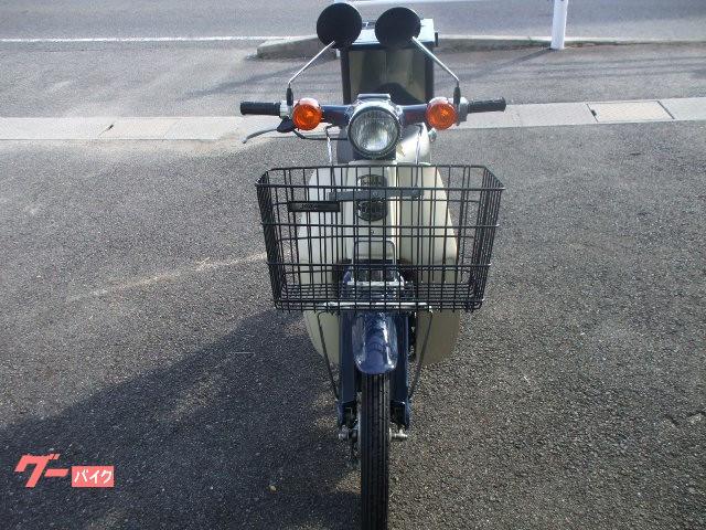 ホンダ スーパーカブ50・FIモデルの画像(愛知県