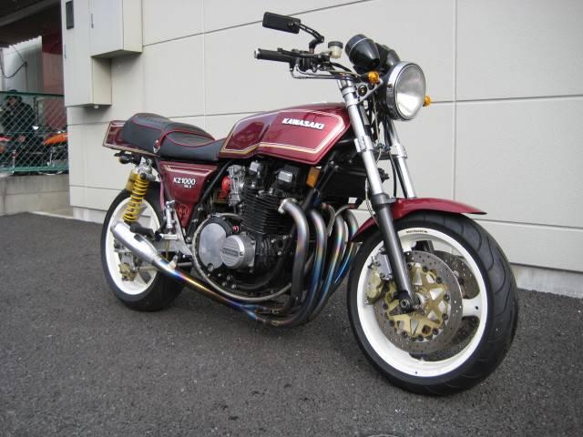 カワサキ Z1000MKIIの画像(愛知県