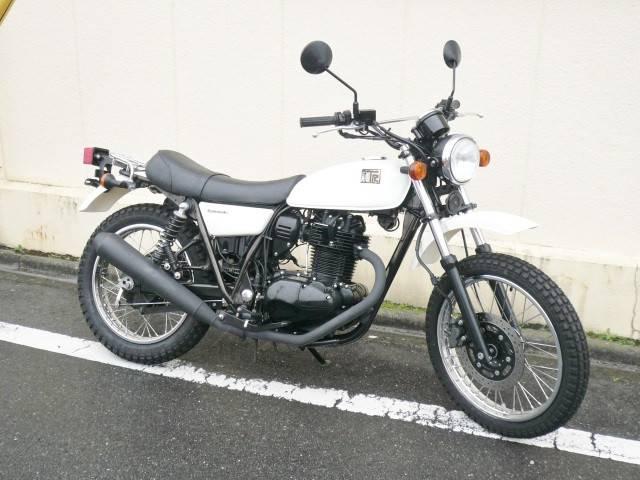 カワサキ 250TRインジェクションの画像(愛知県