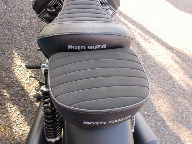 MOTO GUZZI V9ボバーの画像(愛知県