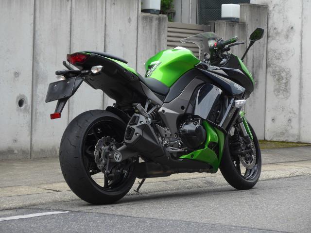 カワサキ Ninja 1000 ABS ブライト正規輸入車 ETC付の画像(愛知県