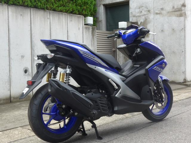 ヤマハ AEROX155 Version Rの画像(愛知県