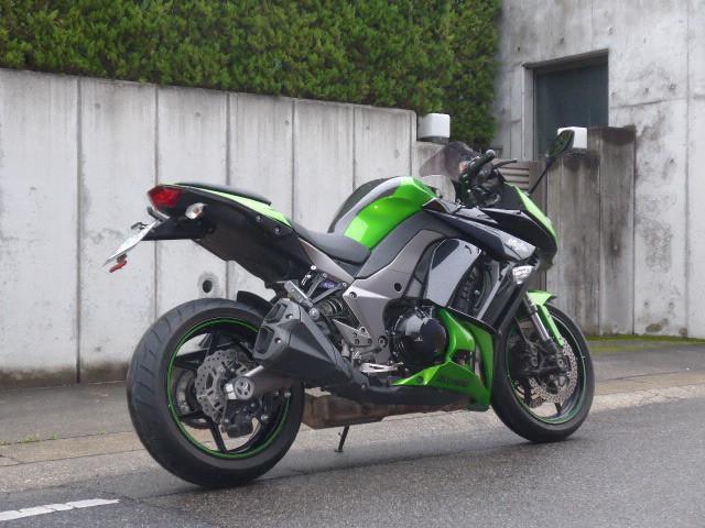 カワサキ Ninja 1000 ABS ブライト正規車 グリップヒーター他の画像(愛知県