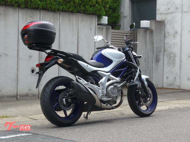 スズキ グラディウス400 ABS リアボックス付の画像(愛知県
