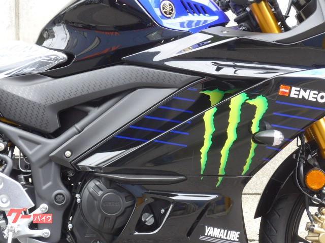 ヤマハ YZF-R25 Monster Energy Yamaha 520台限定モデルの画像(愛知県