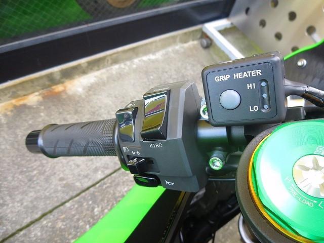 カワサキ Ninja ZX-6R トラコン・パワーモード・ETCの画像(愛知県