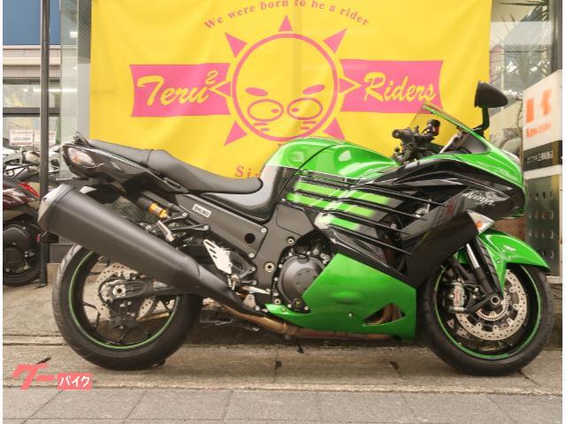 Ninja ZX−14R ハイグレード・OHLINSサス・bremboブレーキ