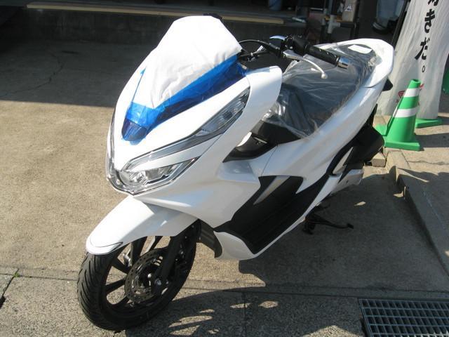 ホンダ PCX 新車 スマートキーの画像(愛知県