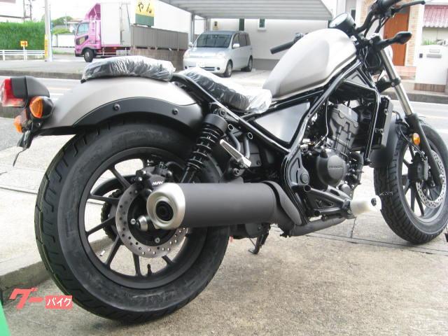 ホンダ レブル 250 ABSの画像(愛知県