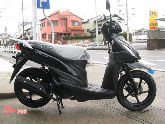 スズキ アドレス110 新車の画像(愛知県