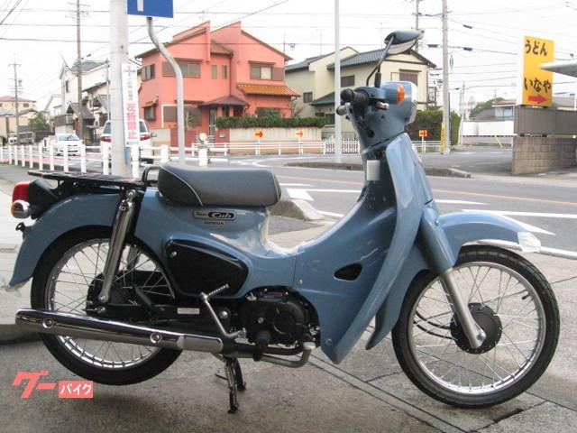 ホンダ スーパーカブ110 ストリート 受注期間限定モデルの画像(愛知県