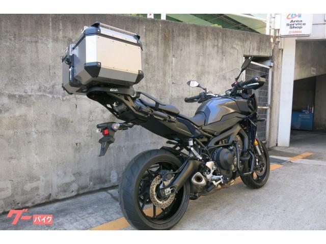 ヤマハ トレイサー900(MT-09トレイサー) GIVIトップケースの画像(愛知県