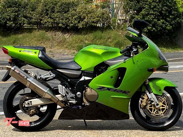 Ninja ZX−12R ヨシムラフルエキ オーリンズサス