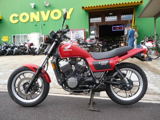 ホンダ HONDA・他車種・VT500の画像(愛知県