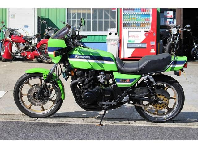 カワサキ Z1100GPの画像(愛知県