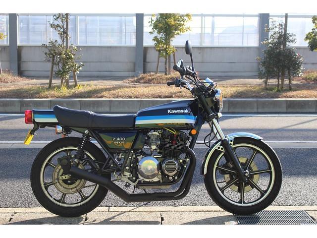 カワサキ Z400FXの画像(愛知県