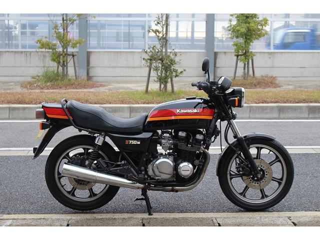 カワサキ Z750Rの画像(愛知県