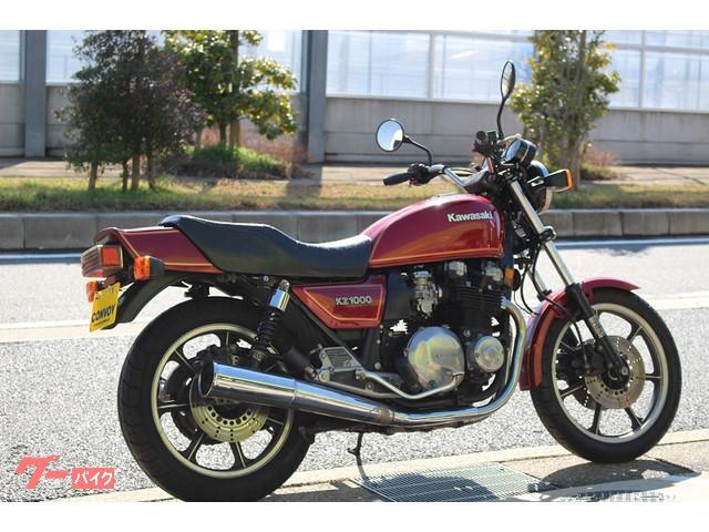 カワサキ KZ1000Jの画像(愛知県