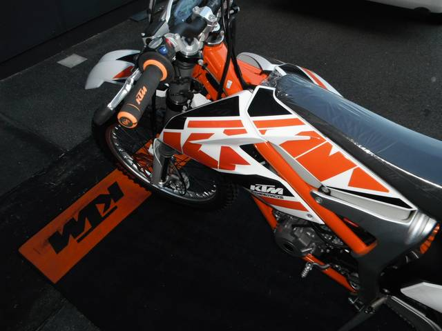 KTM フリーライド350の画像(三重県