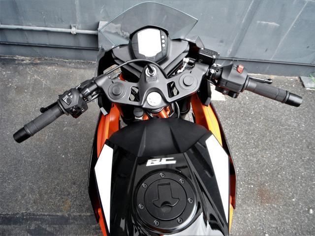 KTM RC390の画像(三重県