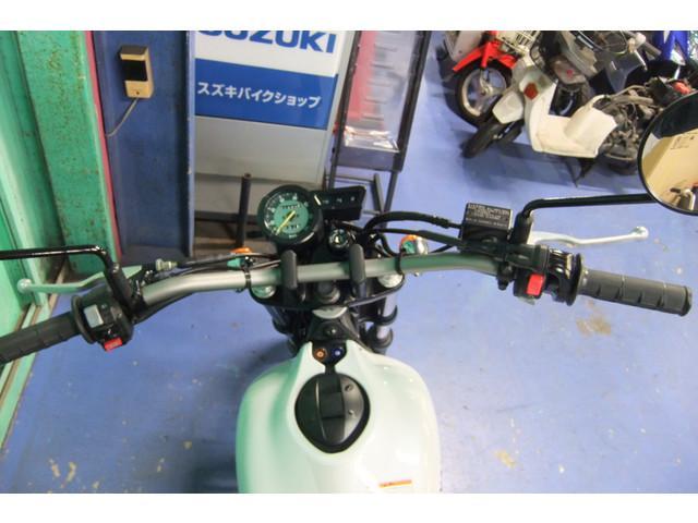 ヤマハ トリッカー TY-S外装の画像(三重県