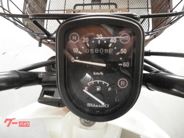スズキ バーディー50 4サイクルインジェクションの画像(愛知県