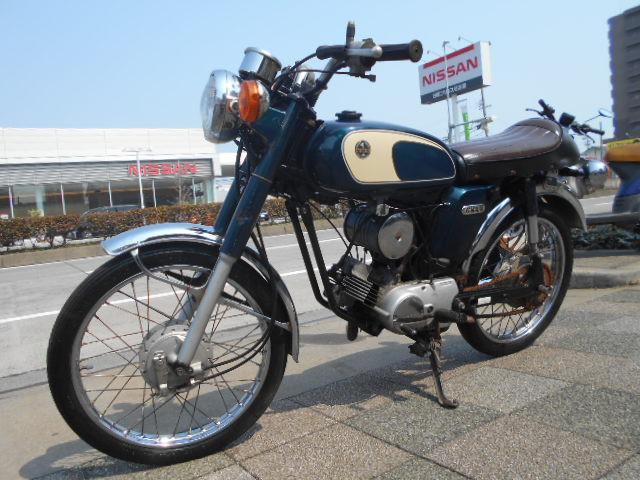 ヤマハ YB-1の画像(愛知県
