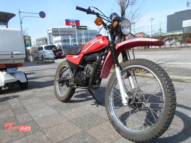 ヤマハ DT125の画像(愛知県