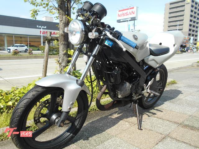 ヤマハ TZR50R 2st シルバー ネイキッドの画像(愛知県