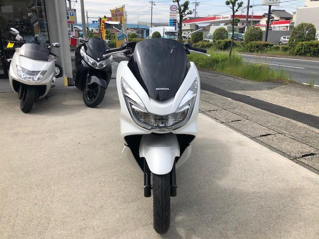 ホンダ PCX150 後期モデル LEDヘッドライト 国内正規の画像(愛知県