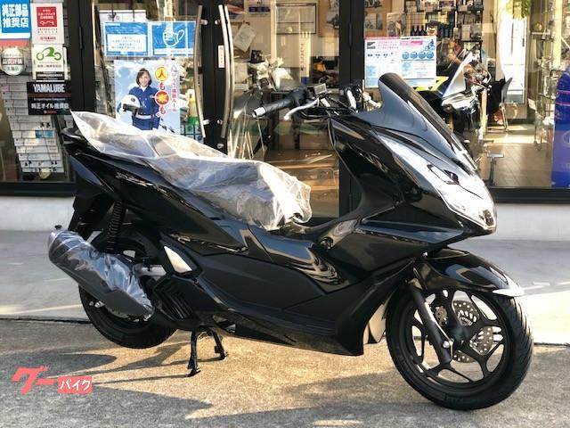 PCX 2021年モデル 新型 ABS ブラック