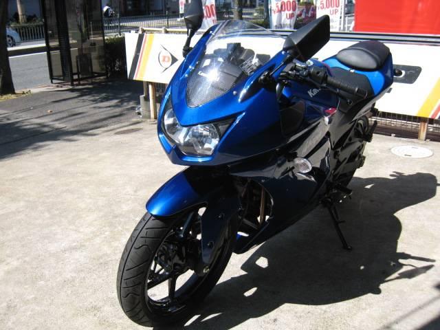 カワサキ Ninja 250Rの画像(愛知県