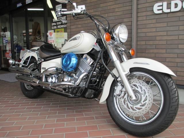 ヤマハ ドラッグスター400クラシックの画像(静岡県