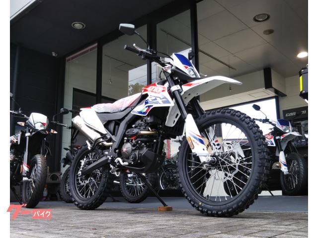 RX125 2021年モデル