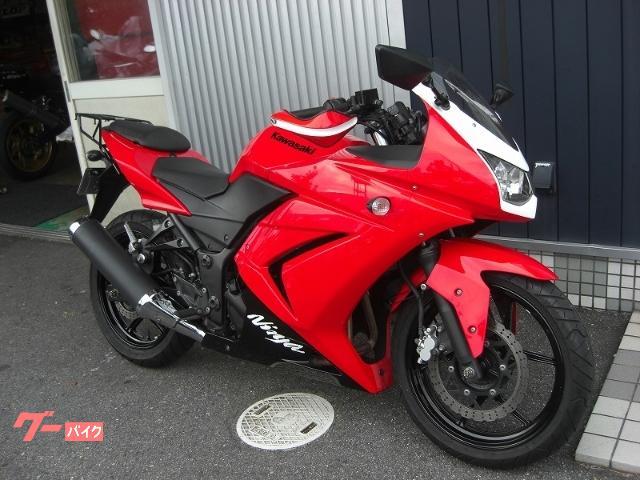 Ninja 250R 2012MODEL ETC付き リヤキャリヤ付き