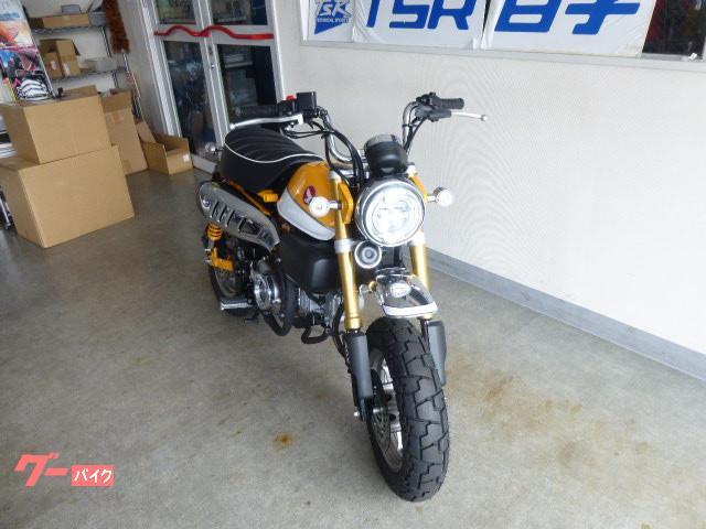 ホンダ モンキー125ABSの画像(三重県