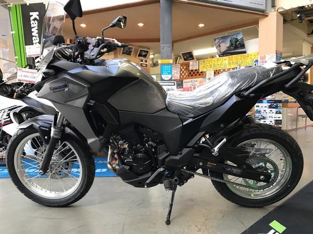 カワサキ VERSYS-X 250 ABSの画像(三重県