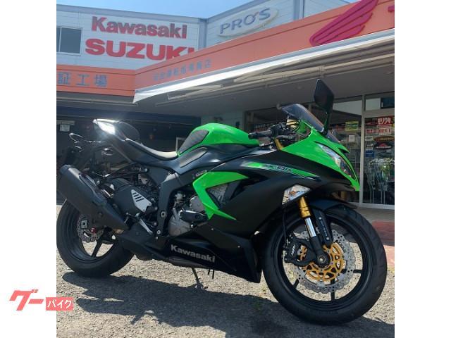 Ninja ZX−6R 正規ブライトモデル