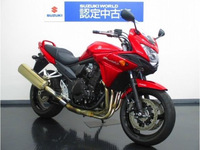 スズキ Bandit1250S ABS スズキワールド認定中古車の画像(静岡県