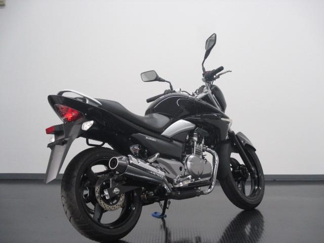 スズキ GSR250 2012年式 ブラックの画像(静岡県