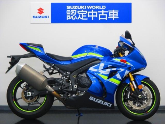 スズキ GSX-R1000R ABS スズキワールド認定中古車 MOTOMAP車の画像(静岡県