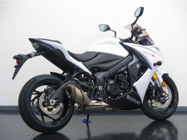 スズキ GSX-S1000F MOTOMAP車 海外モデル ホワイトの画像(静岡県
