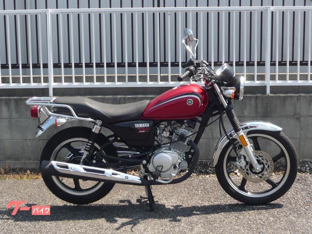 ヤマハ YB125SP シートアンコ抜きの画像(愛知県