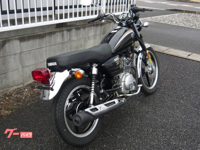 ヤマハ YB125SP ノーマル車の画像(愛知県