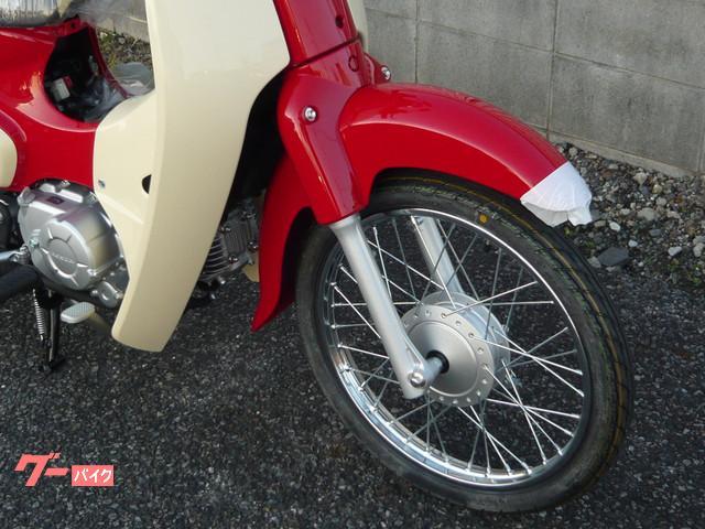 ホンダ スーパーカブ50 60周年アニバーサーリーの画像(愛知県