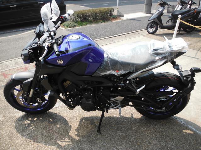 ヤマハ MT-09 ABSの画像(愛知県