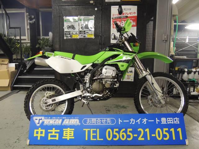 カワサキ KLX250の画像(愛知県