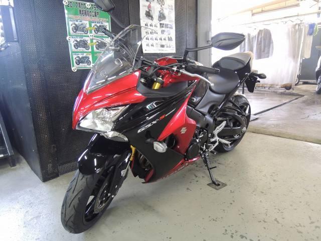 スズキ GSX-S1000F ETC付きの画像(愛知県
