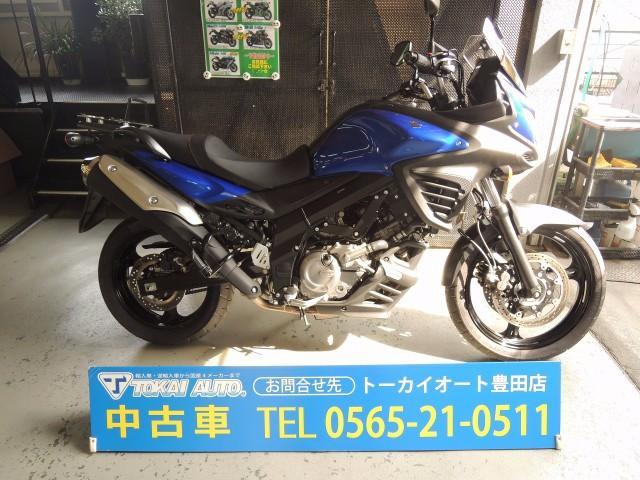 スズキ V-ストローム650の画像(愛知県